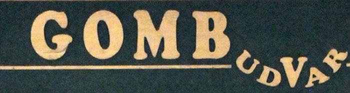 Gomb Udvar